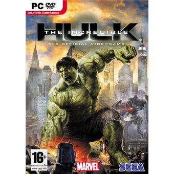 HULK The Incredible PC