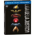 Justice League / La liga de la justice (Blu-ray)
