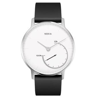 Nokia Steel Rastreador de atividade para pulso Inox, Branco