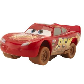 Carro Faisca McQueen Cars Mattel DYB03 Plástico Multi cor