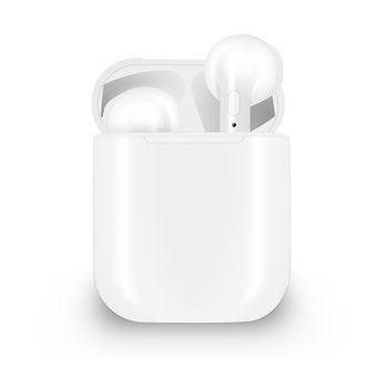 Auriculares Bluetooth Arzopa I9s TWS Branco