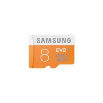 Samsung 8GB, MicroSDHC EVO