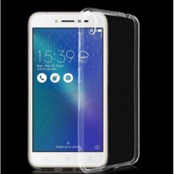Capa Lmobile em Gel Ultra Fina para Asus Zenfone Live Zb501Kl