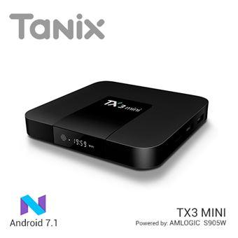 Box Android TV Tanix TX3 Mini 4K 2GB/16GB Android 7.1