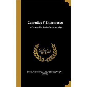 comedias YEntremeses Hardcover