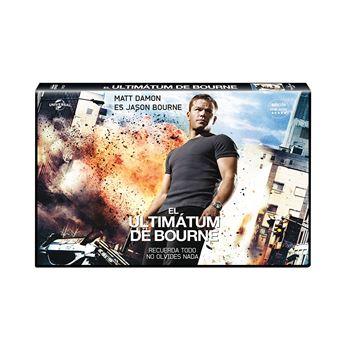 El Ultimatum De Bourne (Ed. Horizontal) / The Bourne Supremacy
