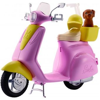 Scooter Da Barbie Mattel
