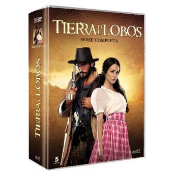 Tierra De Lobos. Serie Completa (16 DVD)