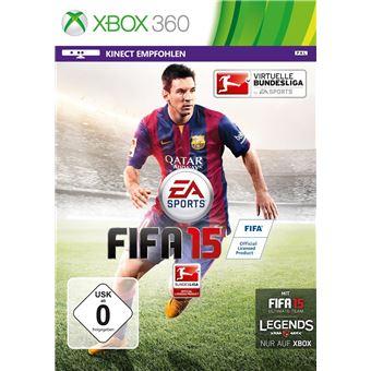 FIFA 15, XBox Xbox 360