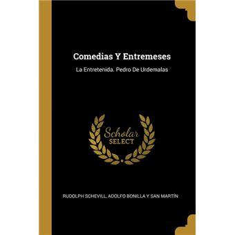 comedias YEntremeses Paperback -