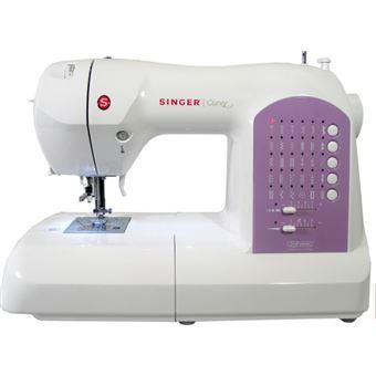 Máquina de Costura Singer Curvy 8763