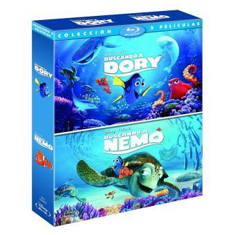 Buscando A Nemo+A Dory   / Finding Nemo + Finding Dory