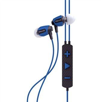 Auriculares Klipsch AW-4i Preto, Azul