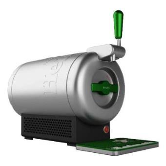 Máquina de Cerveja Krups VB650E10
