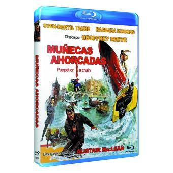 Muñecas Ahorcadas / Puppet on a Chain (Blu-ray)