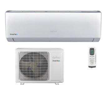 Ar Condicionado Multi-Split DAITSU Electric ASD 18 Ui-DA 18000 BTU/h A++ Branco