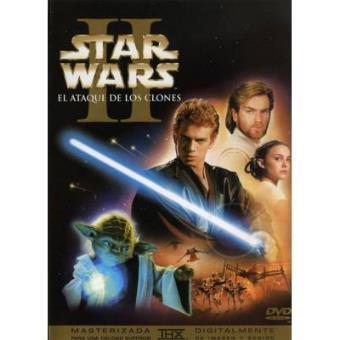 Star Wars Ii - El Ataque De Los Clones - 2 Dvds