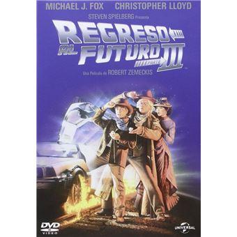 Back to the Future. Part III / Regreso al futuro III (DVD)