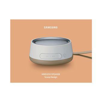 Coluna Portátil Samsung EO-SG510 Castanho, Branco