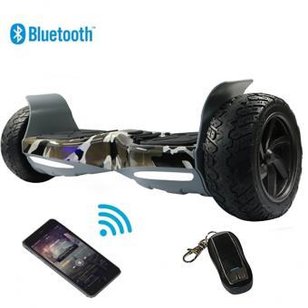 Hoverboard 8.5 Off Road CoolFun Camuflado