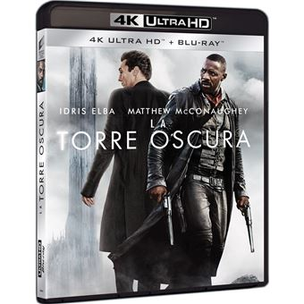 The Dark Tower (4K Ulltra HD) / La Torre Oscura (2Blu-ray)
