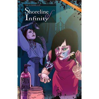 shoreline Of Infinity  Paperback -