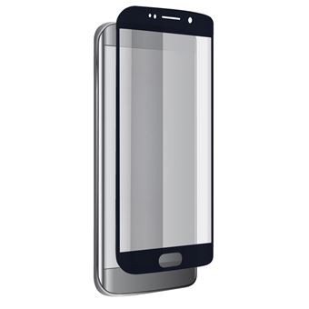protetor de ecrã Ksix B0936SC07N  iPhone 7 Plus, iPhone 8 Plus 1 peça(s) Preto e Transparente