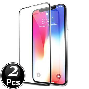 Película Ecrã Vidro Temperado Advansia para Apple iPhone XR Protecção Total