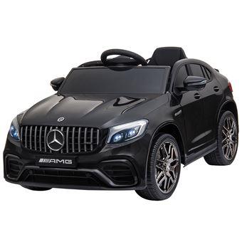 Carro Elétrico Homcom | Mercedes AMG | Preto