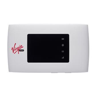 ZTE MF920V 3G 4G Branco router sem fios