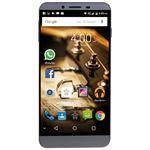 Smartphone Mediacom Duo X555U 3GB 16 GB Cinzento