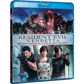 Resident Evil: Vendetta (2017) (Blu-ray)
