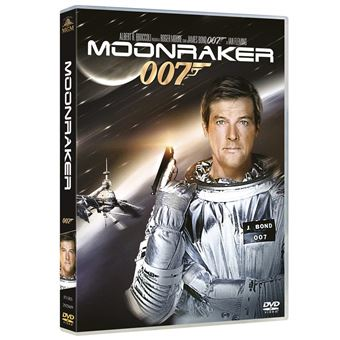 007 Moonraker (DVD)