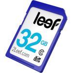 cartão de memória Leef 32GB SDHC  Class 10  Preto