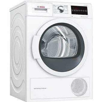 Máquina Secar Roupa BOSCH WTG85231EE | 8 kg | A++ - Branco
