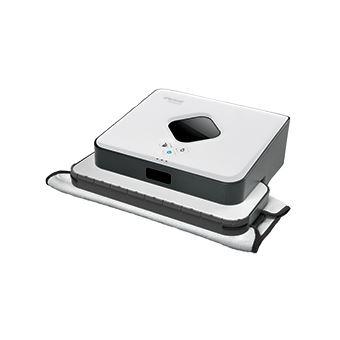 Aspirador Robot iRobot Braava 390t Preto, Branco