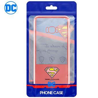 Capa COOL para Samsung G950 Galaxy S8 DC Superman