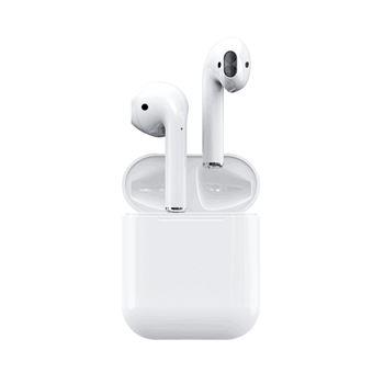 Auriculares Bluetooth Arzopa I12 TWS Branco