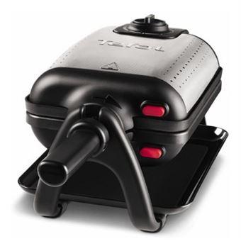 Máquina de Waffles Tefal WM755D12 Inox