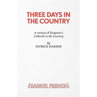 three Days In The Country Paperback -