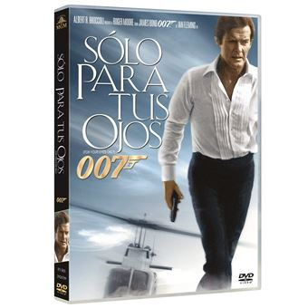 007 For your eyes only / Sólo para sus ojos (DVD)
