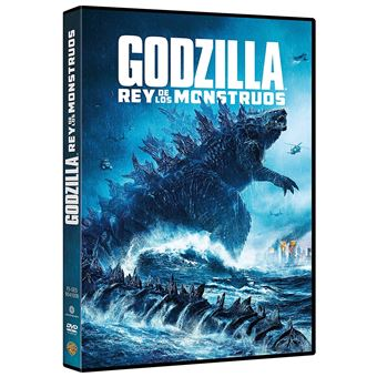 Godzilla: King of the Monsters / Godzilla: Rey De Los Monstruos (DVD)