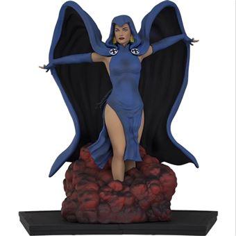 Figura DC Comics New Teen Titans   Raven