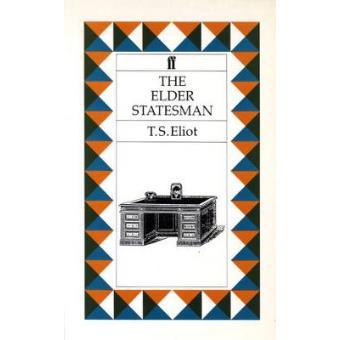 The Elder Statesman - Paperback - 1981