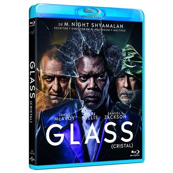 Glass (2019) (Blu-ray)
