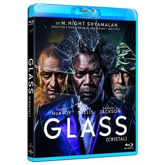Glass (2019) (Blu-ray)