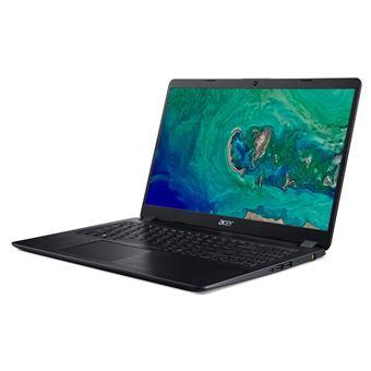 """Portátil Acer A515-52-55FM i5 SSD 512GB 15.6"""" Preto"""