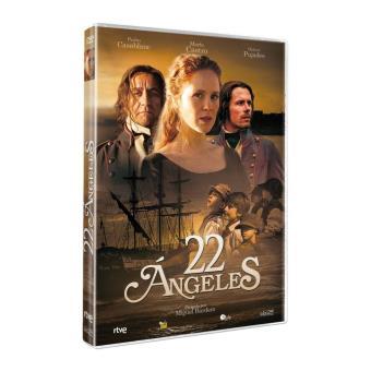 22 Ángeles DVD