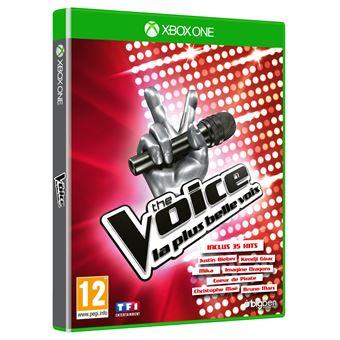 The Voice Xbox