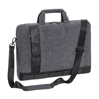 """mala para portáteis PEDEA 66063031  43,9 cm (17.3"""") Sling case Cinzento"""